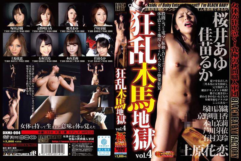DXMJ-004 Frenzy Horse Hell Vol.4