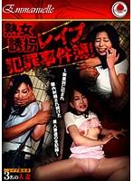 熟女誘拐レイプ犯罪事件簿!~無差別に犯され膣内射精され続けた美人妻達の全記録~