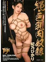 GTJ-013 Hino Hikari - Rope Tits Meat Slave