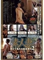 「三十路 四十路 五十路 素人妻 悶えて乱れる温泉旅行 2」のパッケージ画像