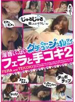「淫音いっぱいグチュッぐちゅジュルッじゅる フェラと手コキ2」のパッケージ画像