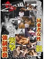 「助手席の同乗者女性を狙って車両襲撃強制猥褻」のパッケージ画像