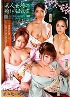 「美人女将の癒しの温泉宿」のパッケージ画像