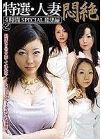 「特選・人妻悶絶 4時間SPECIAL総集編 VOL.2」のパッケージ画像