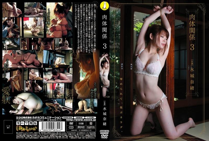 [CAOH-044] 肉体関係 3 CAOH 日本成人片库-第1张
