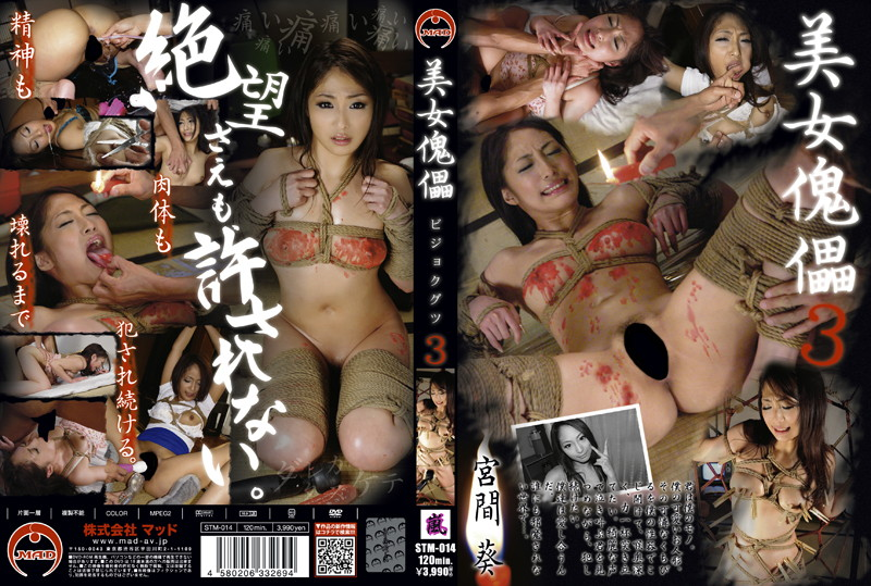 stm014 Aoi Miyama in Beautiful Puppet 3