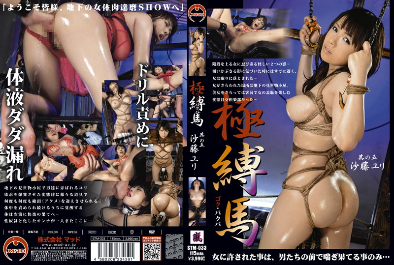 stm033 Yuri Sato 2 in Horse Tied Pole 5