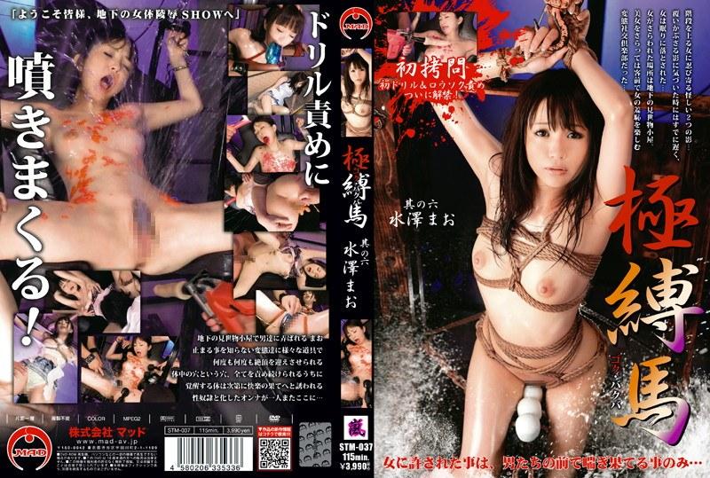 STM-037 - Mizusawa Mao Six Horse-pole Strapping