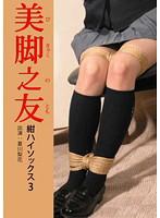 「美脚之友 紺ハイソックス 3」のパッケージ画像