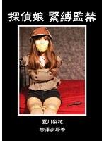 「探偵娘 緊縛監禁」のパッケージ画像