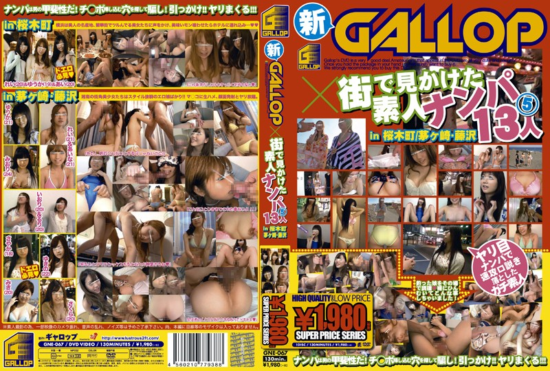 Amateur Nampa I Saw In The New District · GALLOP × 13 5 People