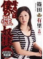 「母さんは僕の性奴隷 篠田有里」のパッケージ画像