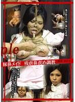 「豚鼻メイド 残虐鼻責め調教 山本かえで」のパッケージ画像