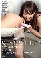 STYLISH LEZ スタイリッシュレズビアン 240分 美女どうしの濃厚な接吻とマン舐めとイカセ