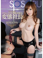 SSR-031 - Transformation President Kitagawa Erika Tame Employees In Body Nasty