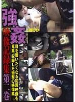 「強姦映像記録集 第二巻」のパッケージ画像