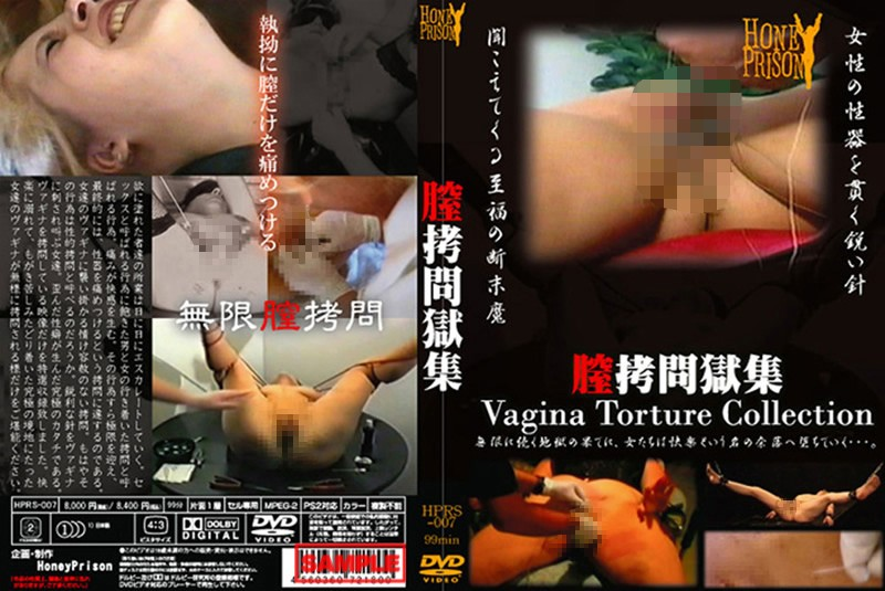 [HPRS-007] 膣拷問獄集 SD企画