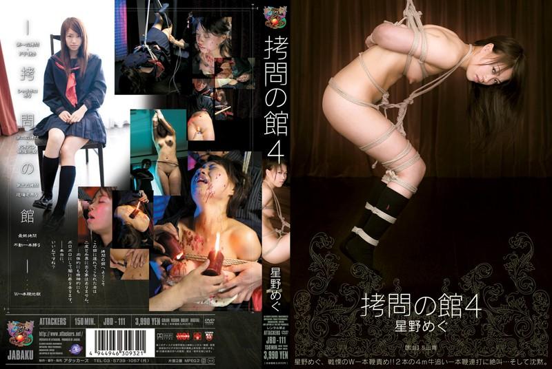拷問の館4 星野めぐ - アダルトDVD通販 - DMM.の写真