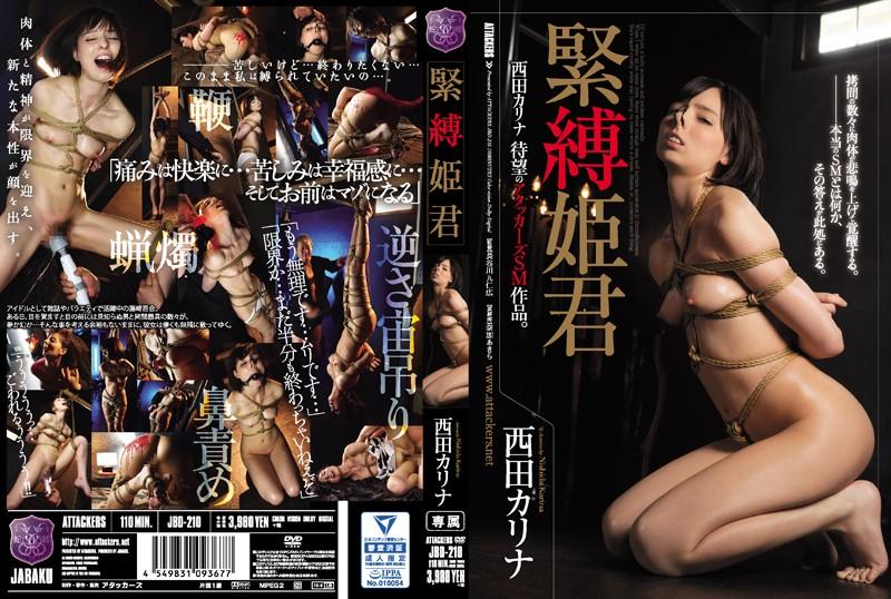 JBD-210 Bondage Princess Karina Nishida