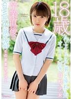 18歳 AVアイドルにずっと憧れてたオナニー大好き自慰少女卒業直後にkawaii 出演応募そのままデビュー KAWD-938画像