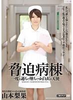 「脅迫病棟 一度の過ちで墜ちてゆく白衣の天使 山本梨果」のパッケージ画像
