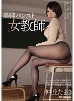 美脚パンスト女教師 / 仲丘たまき