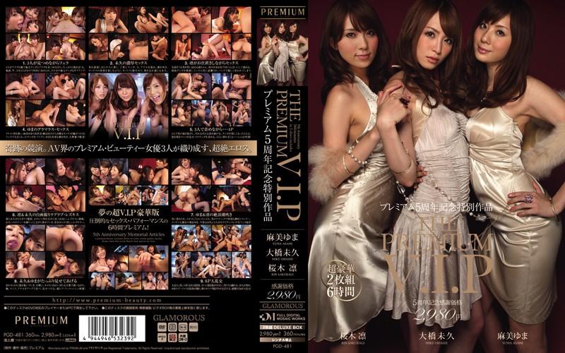 THE PREMIUM VIP Premium 5th Anniversary Special Work