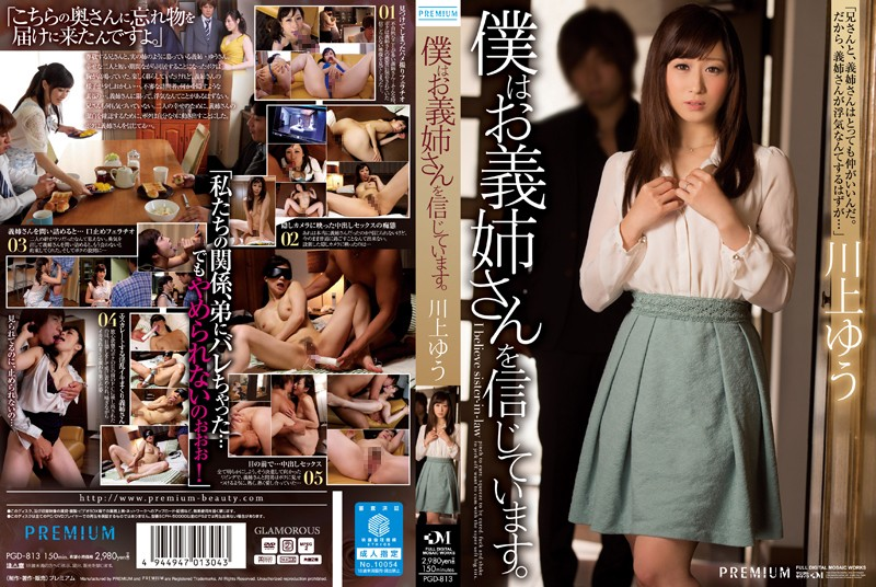 PGD-813 I Believe Your Sister-in-law's. Kawakami Yuu