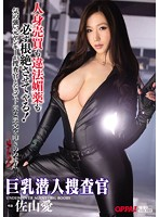 PPPD-394 - Big Undercover Investigator Sayama Love
