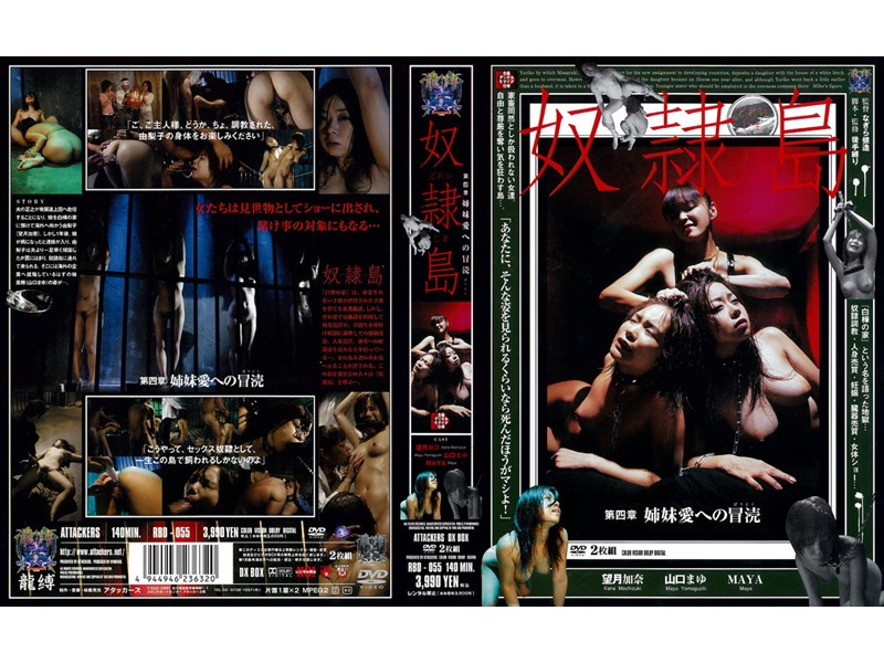 RBD-055 Blasphemy To Love Slave Island Chapter IV Sister