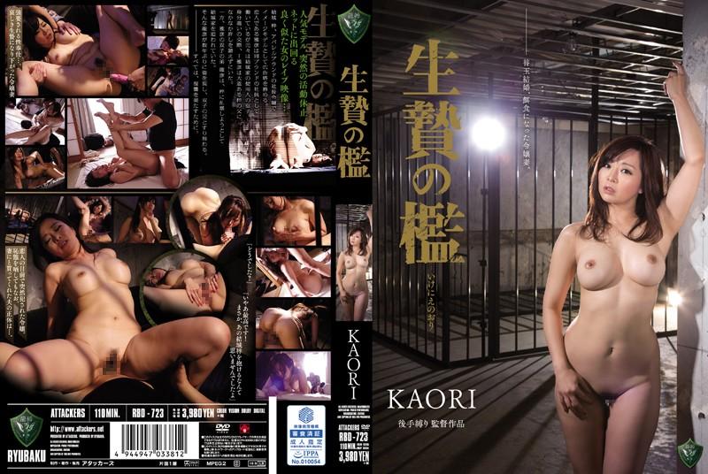 中文字幕-生贄の檻-kaori