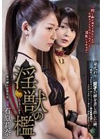 [RBD-837] Cage Horny Beast Rina Ishihara