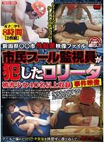 「新潟県○○市 性犯罪映像ファイル 市民プール監視員が犯したロ○ータ事件映像 被害少女40名以上収録」のパッケージ画像