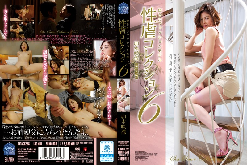 SHKD-639 The Fallen Fashion Model Property 虐 Collection 6 Thin Saki-ryu