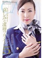 [SHKD-713] Stewardess's Tragic Torture & Rape Flight 5 - Saeko Matsushita