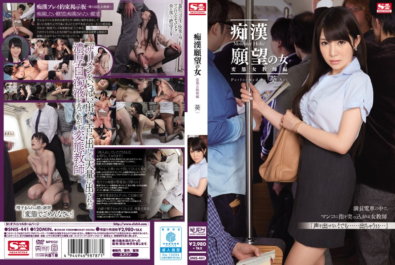 SNIS-441 Woman Transformation Teacher Ed Aoi Pervert Desire