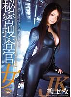 「秘密捜査官の女 女子校生は陰惨な正義に強姦される 鶴田かな」のパッケージ画像