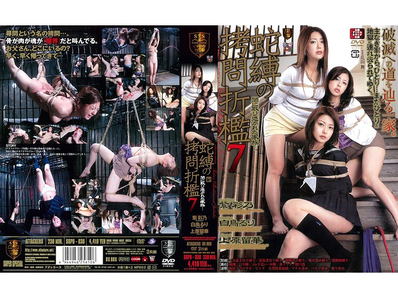Attackers - SSPD-030 7 Chastisement Family Obsessed With Darkness Tied Torture Of Snake ... - 2006