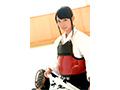 【DMM限定】新人!kawaii*専属 凛とした清純美少女剣士心花ゆら いざ、胴着を脱いでAVデビュー 生写真3枚付き  No.1