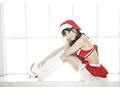 【DMM限定】グラビア究極メイド濃厚ご奉仕サービス 高橋しょう子 特典DVDとクリスマスカードと生写真3枚付き  No.2