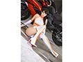 【数量限定】犯された美脚レースクイーン 屈辱の強制枕営業 笹川りほ 生写真3枚付き  No.3