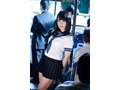 【DMM限定】通学途中に痴漢の手によって絶頂を教え込まれた女子校生 凉宮すず 生写真3枚付き  No.2