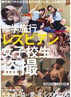 「修学旅行レズビアン女子校生盗撮」のパッケージ画像
