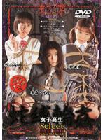 「蛇縛輪姦 女子校生select 有森いずみ 秋山みほ 小野美晴」のパッケージ画像
