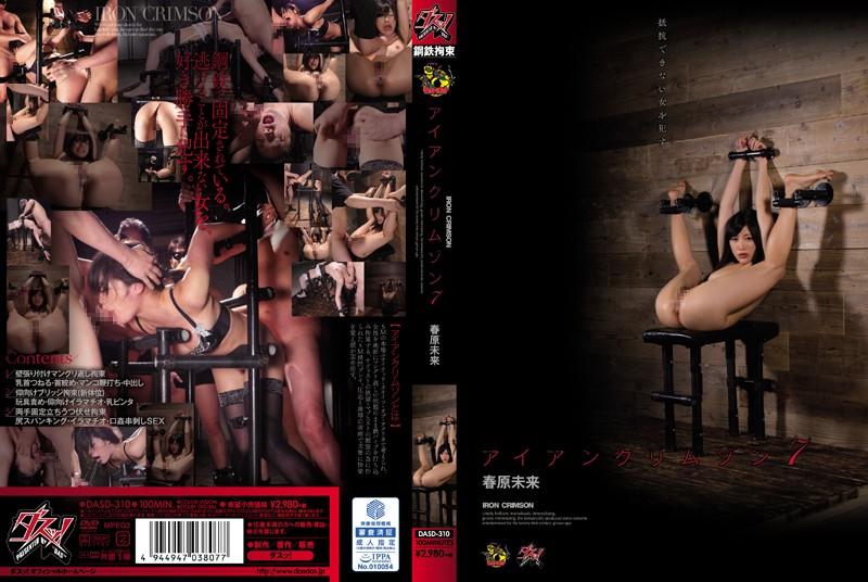 dasd310pl DASD 310 Miki Sunohara   Iron Crimson 7