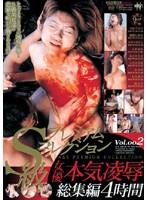 「S級プレミアムコレクション 女優本気凌辱総集編4時間」のパッケージ画像