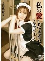 「私の愛したメイド ~愛欲奉仕~」のパッケージ画像