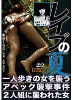 「レイプの夏 一人歩きの女を襲う/アベック襲撃事件/2人組に襲われた女」のパッケージ画像