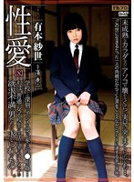 「性愛【8】 学校では深刻なイジメを受け、家では近親相姦…もはや普通の女子校生の生活は望めない女の子が欲求不満の男たちに求められるもの―。 有本紗世」のパッケージ画像