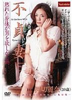 「不貞妻 押切麗奈」のパッケージ画像